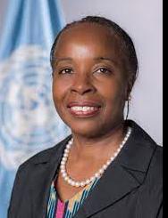Fatoumata Ndiaye, from the United Nations